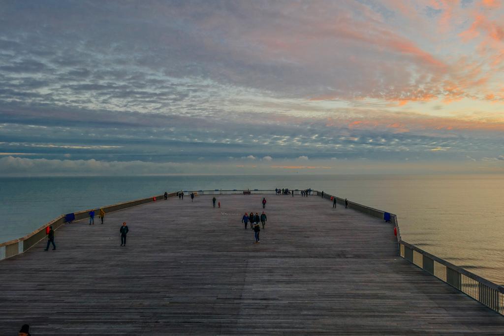 Hastings Pier, Hastings (Südengland)