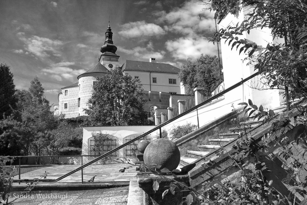 Schloss Weinberg, Kefermarkt