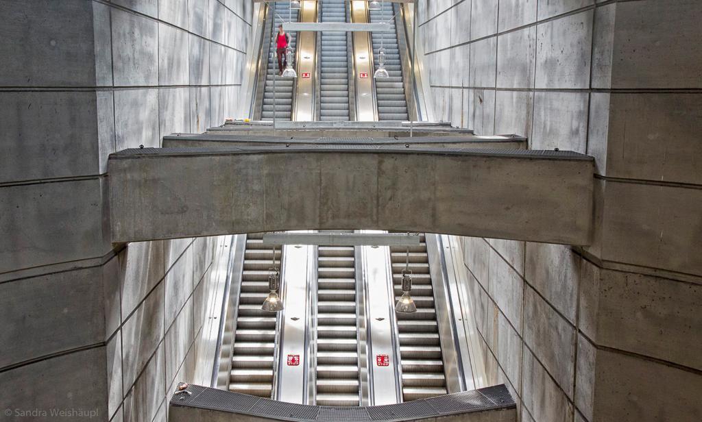 U-Bahn Station, Wien
